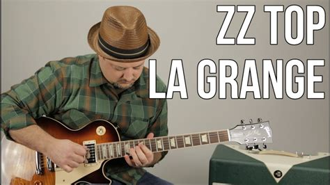 La Grange Chords by How To Play Zz Top La Grange Chords Chordify
