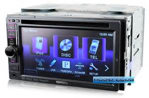 new touch screen car stereo kenwood ddx419 2yr warnty car stereo touch screen dvd