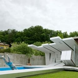 House Design Inspiration by A Contemporary Design For A Pool House From Austria