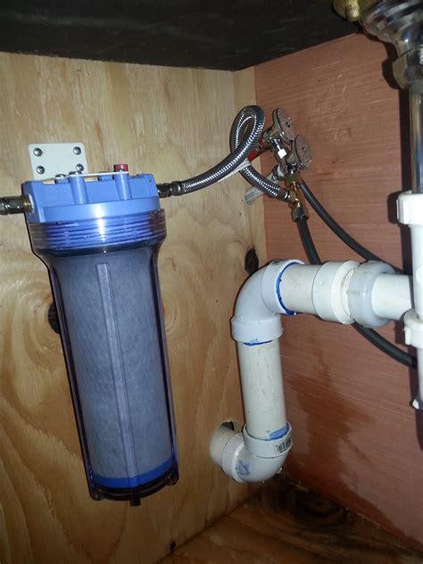 kenmore elite sink water filter the sink water filter minwell water filter 28