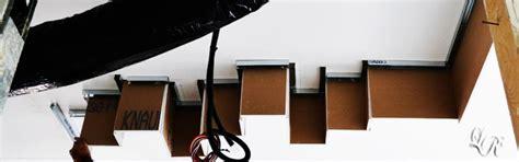 montaggio controsoffitto cartongesso mascherare l impianto di climatizzazione col cartongesso