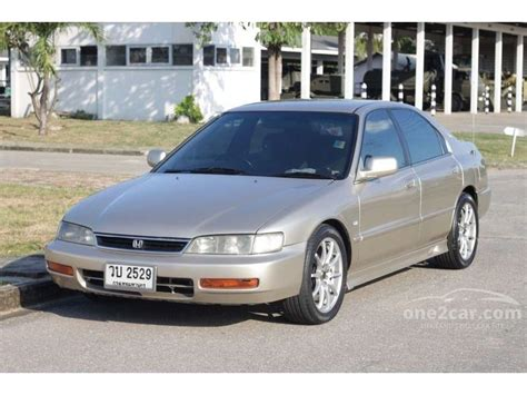 how to sell used cars 1997 honda accord instrument cluster honda accord 1997 vti ex 2 2 in กร งเทพและปร มณฑล automatic sedan ส ทอง for 109 000 baht