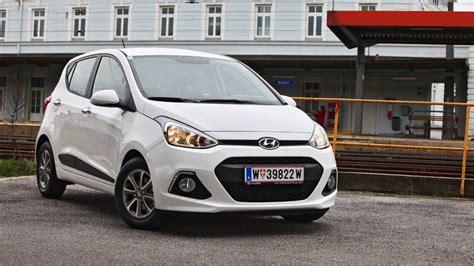 Auto Ohne T V Anmelden by Fahrbericht Hyundai I10 Premium 1 25 Im Test Autorevue At