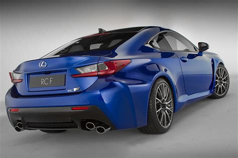 lexus rc f goodwood festival of speed lexus rc f 2014