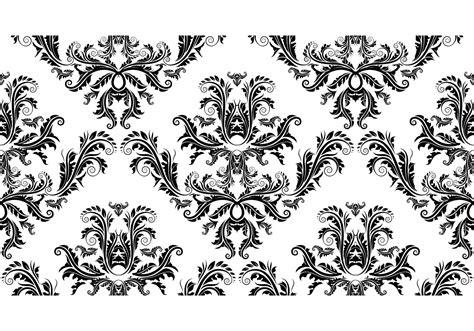 damask seamless pattern vector free damask seamless pattern download free vector art