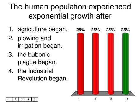 section 5 3 human population growth ppt which of the following is not one of the factors