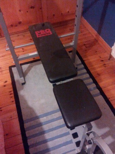 weight bench with pull up bar propower bench weights everlast pull up bar for sale in barna galway from conor