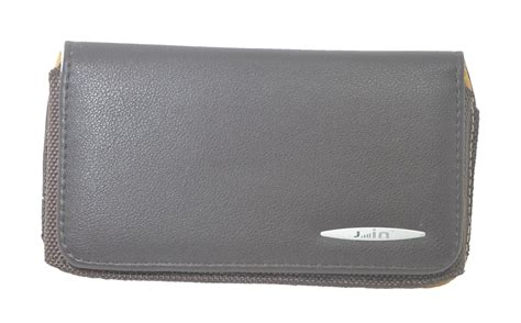 Leather Flip Lenovo A536 leather belt pouch magnetic flip cover for lenovo a536