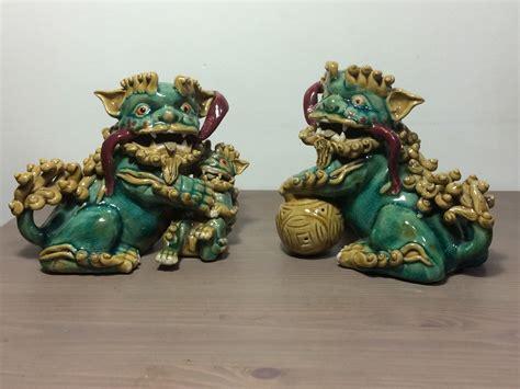 fu dogs porcelain fu feng shui astrology astrology speaker