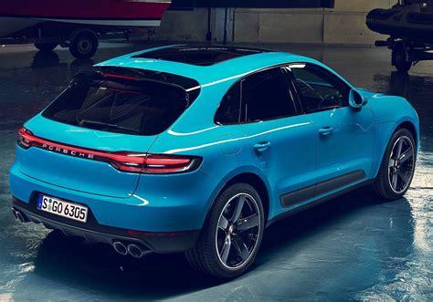 2019 Porsche Macan by 2019 Porsche Macan Unveiled With Updated Tech
