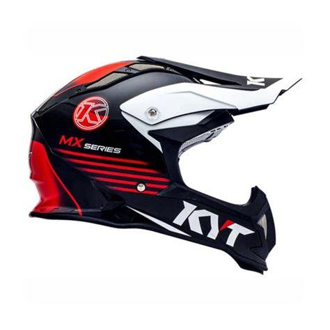 Helm Kyt Supercross Jual Kyt Strike Eagle K Mx Helm Motocross Black