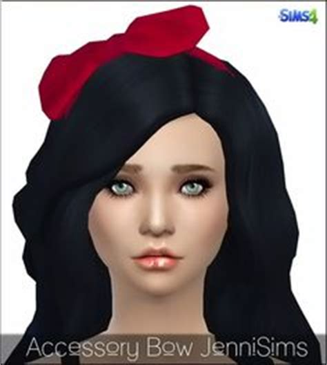 bow baby at jenni sims 187 sims 4 updates bunny ears bow at jenni sims sims 4 updates the sims 4