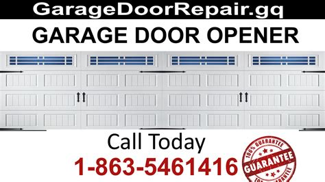 Garage Door Repair Miami by Miami Dade Garage Door Standards