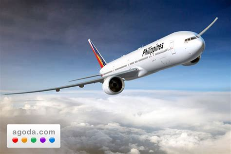 agoda flight agoda com partners with philippine airlines to bring great