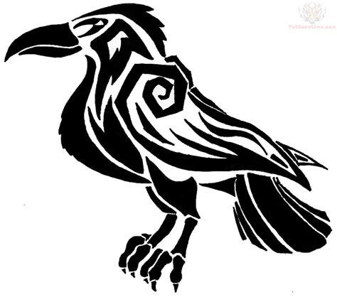 awesometattoos celtic crow tattoo