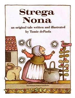 strega nona s magic lessons a strega nona book books adventures in learning it s monday what are you reading