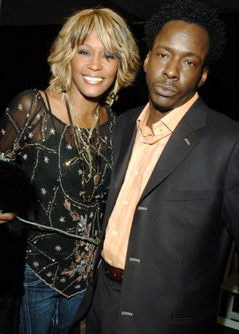 Houston Wants Divorce With Bobby Brown Asap by Houston And Bobby Brown Loser