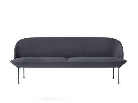 muuto sofa buy the muuto oslo three seater sofa at nest co uk