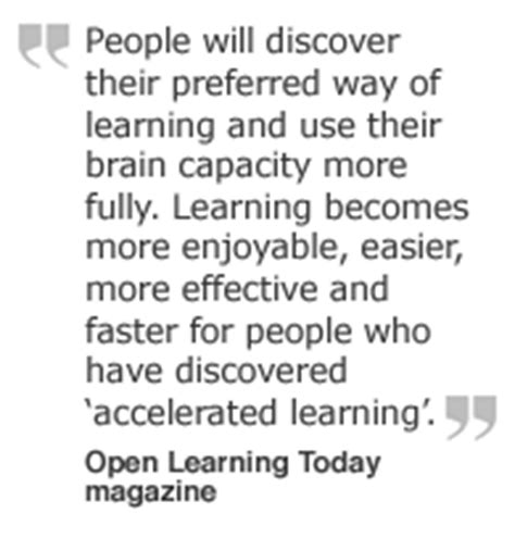 accelerated learning the secrets of learning abilities your brain to learn faster and become smarter than learning skills communication skills learning strategies books not one intelligence but many