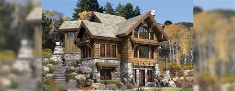precisioncraft log timber homes the caribou log home targhee log home plan