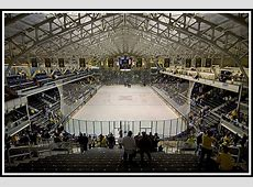 Yost Ice Arena | Michigan vs Western Michigan CCHA Second ... Round White
