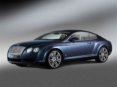 Bentley Continental GT Diamond Series Wallpapers