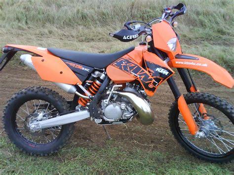 2007 ktm 200 xc 2007 ktm 200 exc moto zombdrive com