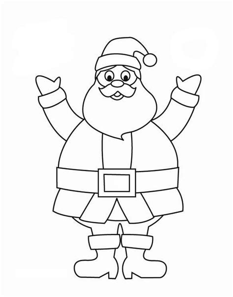christmas coloring pages for dads coloring page father christmas img 16507
