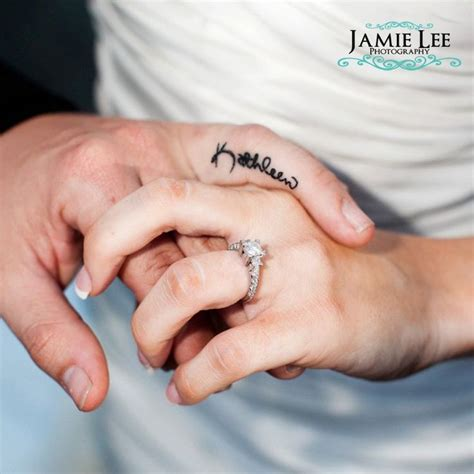 tattoo name ring finger pin by hailee brown on tattoos pinterest