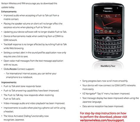reset blackberry verizon verizon updating blackberry bold 9650 curve 8530 and tour