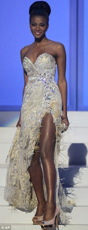 Miss Mexico Wont Wear Dress For Miss Universe Pageant by Miss Universe 2011 Winner Leila Lopes Becomes Miss