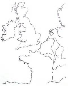 England Map Blank by Christian Integration Blank Map Of England