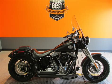 Harley Davidson Fls by 2013 Harley Davidson Softail Slim Fls For Sale 82696 Mcg