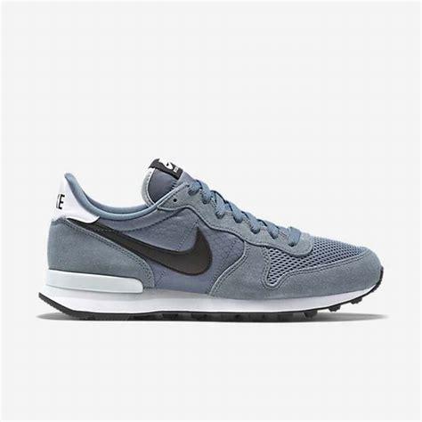 Sepatu Nike Internationalist maschio nike internationalist nero