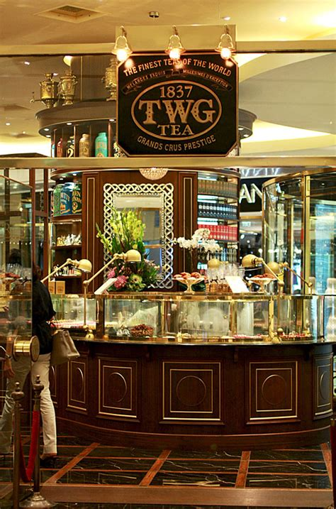 Little Store Of Home Decor Twg Tea Ion Orchard Evan S Kitchen Ramblings