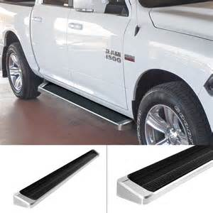 iboard running boards 6 quot fit 09 17 dodge ram 1500 2500