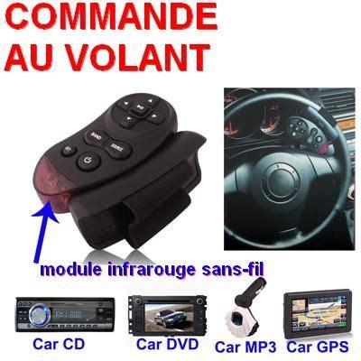 autoradio compatibile comandi al volante commande au volant universel sans fil mp3 cd dvd achat