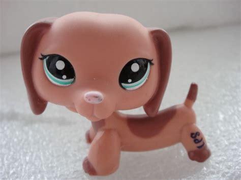 lps ebay dogs littlest pet shop dachshund 2046 lps ebay