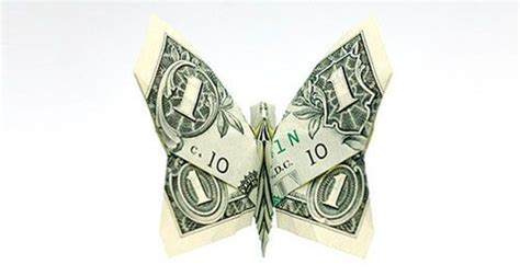 Of Folding Paper Into Shapes - folding money into cool shapes for crafts