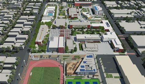 city college map los angeles city college map my