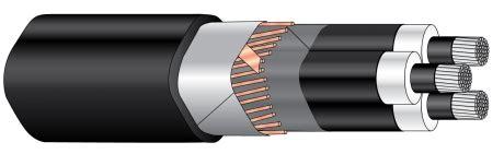 Kabel Xlpe 3x150 Mellansp 228 Nningskabel Axkj F Lt 12 Kv 3x Reka Kabel Ab