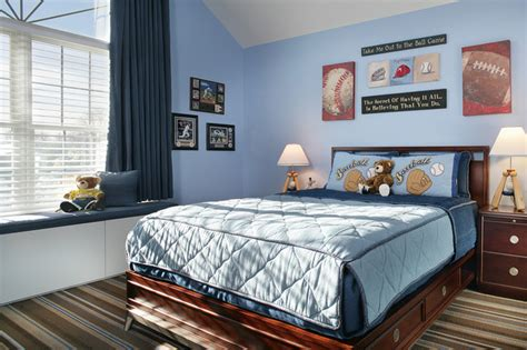 baseball bedroom contemporary newark by