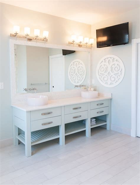 sherwin williams bathroom cabinet paint colors house coastal paint color ideas home bunch