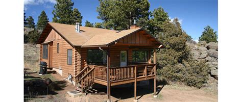 Cabins Estes Park Area by Cottages Estes Park Lazy R Cottages