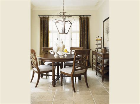 X Back Dining Room Sets The Salem Dining Room Collection With X Back Chairs 13880
