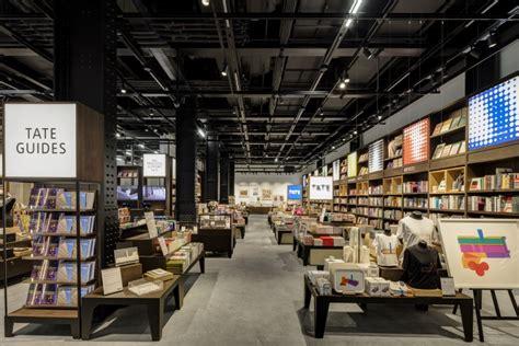 design museum london bookshop tate modern shop extension by uxus london uk 187 retail