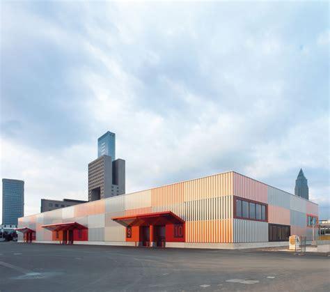 architekten frankfurt cargocenter frankfurt k 246 lling architekten archdaily