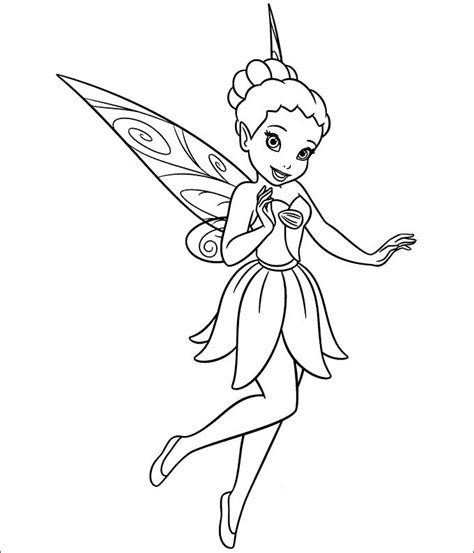 tinkerbell template 30 tinkerbell coloring pages free coloring pages free