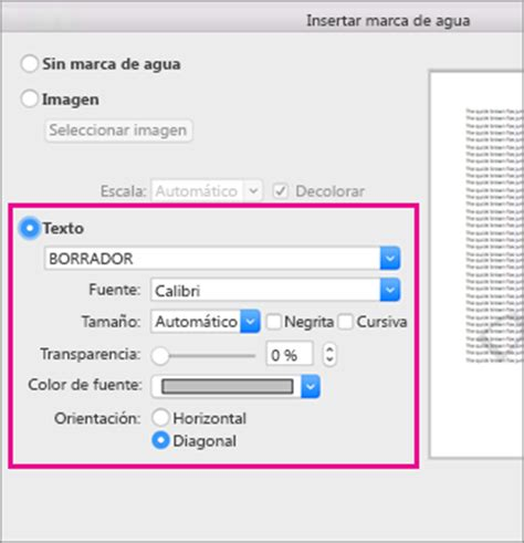 quitar imagenes a pdf insertar una marca de agua en word para mac word for mac