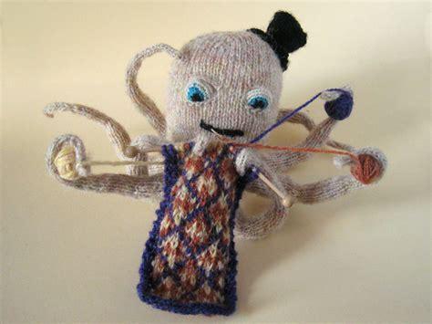 knitting pattern octopus knitting octopus pattern